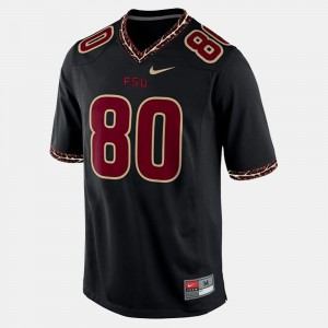 Men Florida State #80 Rashad Greene Sr. Black College Football Jersey 836294-549